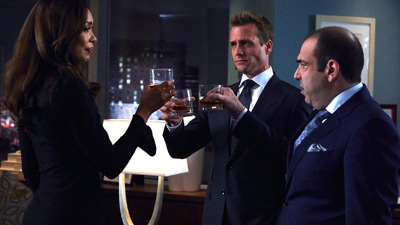 Suits - P.S.L. - Season 6 Episode 10