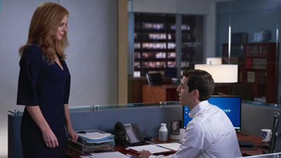 Suits - Teeth, Nose, Teeth - Season 6 Episode 13