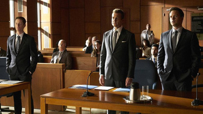 Suits - Divide and Conquer - Season 7 Episode 4