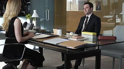 Suits - Cats, Ballet, Harvey Specter - Season 8 Episode 6