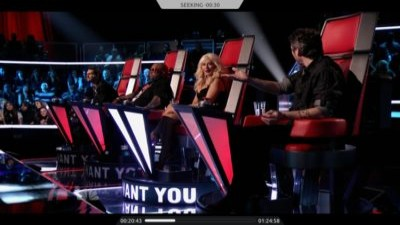 The Voice (US) - Blind Auditions (2) - Season 1 Episode 2