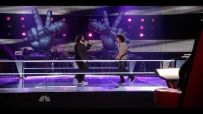 The Voice - The Battles (2) - Season 1 Episode 4