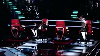 The Voice (US) - The Blind Auditions (4) - Season 2 Episode 4