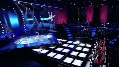 The Voice (US) - The Blind Auditions (5) - Season 2 Episode 5