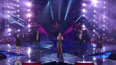 The Voice - Live Eliminations (4) - Season 2 Episode 13