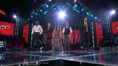 The Voice (US) - Live Final Eliminations (2) - Season 2 Episode 21