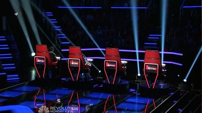 The Voice (US) - Blind Auditions (3) - Season 3 Episode 3