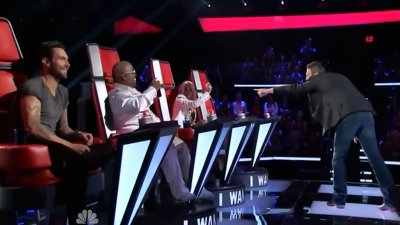 The Voice (US) - Blind Auditions (7) - Season 3 Episode 7