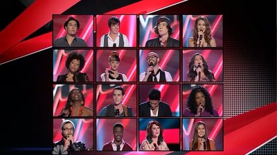 The Voice - The Best of the Blind Auditions - Season 3 Episode 9
