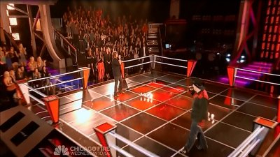 The Voice (US) - The Battles Premiere - Season 3 Episode 10