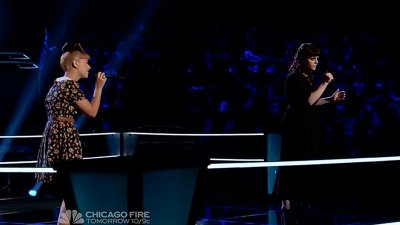 The Voice (US) - The Battles Premiere, Part 2 - Season 3 Episode 11