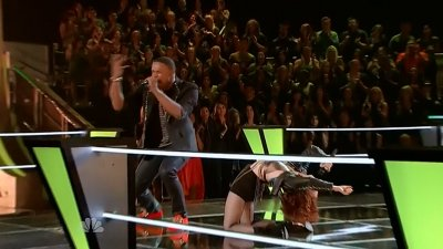 The Voice (US) - The Battles Continue (4) - Season 3 Episode 15