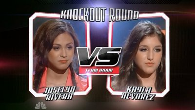 The Voice - The Knockouts, Part 1 - Season 3 Episode 16