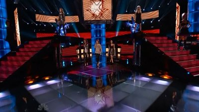 The Voice (US) - The Live Playoffs, Results - Season 3 Episode 20