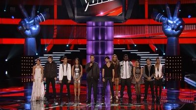 The Voice (US) - Live Top 10 Performances - Season 3 Episode 23