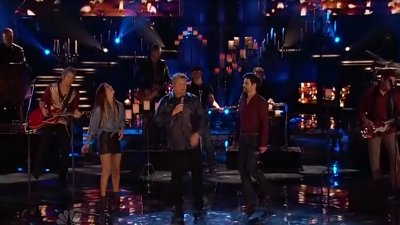 The Voice (US) - Live Results Show - Season 3 Episode 24