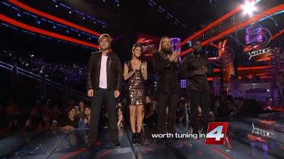 The Voice - Live Semi-Final Performances - Season 3 Episode 29