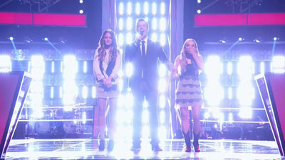 The Voice (US) - The Road To The Live Shows - Season 4 Episode 13