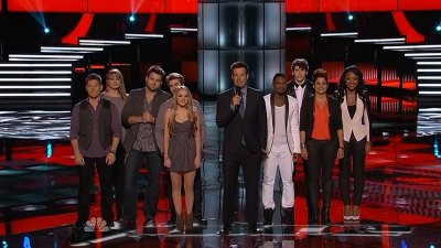 The Voice (US) - The Live Playoffs (2) - Season 4 Episode 15
