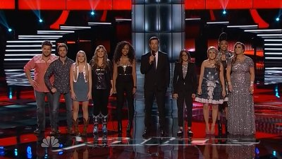 The Voice (US) - Live Top 8 Performances - Season 4 Episode 21