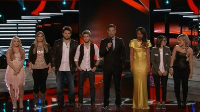 The Voice - Live Top 6 Performances - Season 4 Episode 23