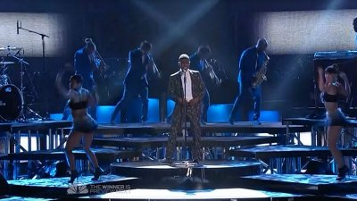 The Voice (US) - Live Semi-Final Performances - Season 4 Episode 25