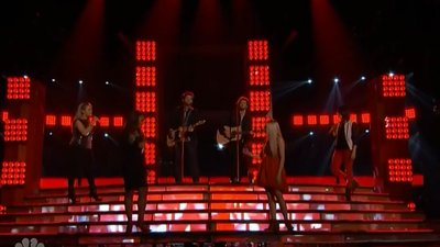The Voice - Live Semi-Final Results - Season 4 Episode 26