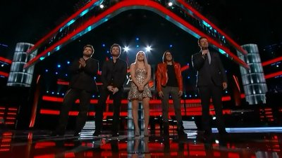 The Voice - Live Final Performances  - Season 4 Episode 27