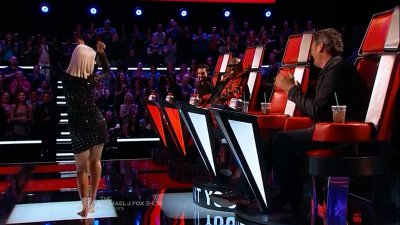 The Voice (US) - Blind Auditions, Part 2 - Season 5 Episode 2