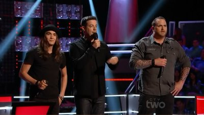 The Voice (US) - The Battles, Part 4  - Season 5 Episode 10