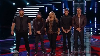 The Voice (US) - The Live Playoffs, Results - Season 5 Episode 15