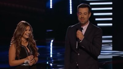 The Voice (US) - Live Top 12 Performances - Season 5 Episode 16