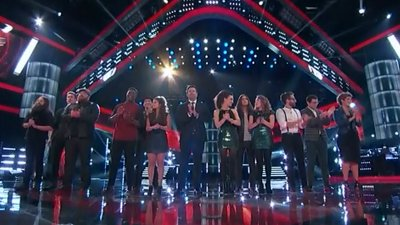 The Voice (US) - Live Eliminations - Season 5 Episode 17