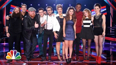 The Voice - Live Top 10 Performances - Season 5 Episode 18