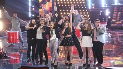 The Voice (US) - Live Eliminations - Season 5 Episode 19