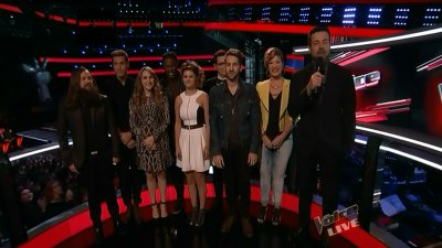 The Voice - Live Top 8 Performances - Season 5 Episode 20
