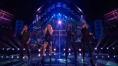 The Voice - Live Eliminations - Season 5 Episode 21