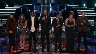 The Voice (US) - Live Top 6 Performances - Season 5 Episode 22
