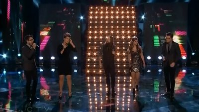 The Voice - Live Semi-Final Performances - Season 5 Episode 24