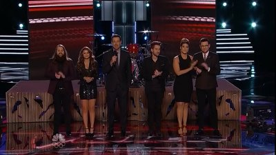 The Voice (US) - Live Semi-Final Results - Season 5 Episode 25