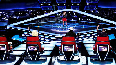 The Voice - The Blind Auditions, Part 4 - Season 8 Episode 4