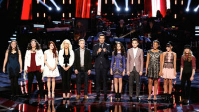 The Voice - The Live Playoffs, Night 1 - Season 8 Episode 14