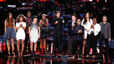 The Voice - The Live Playoffs, Night 2 - Season 8 Episode 15