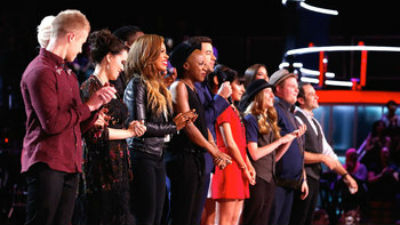 The Voice - Live Top 12 Eliminations - Season 8 Episode 18