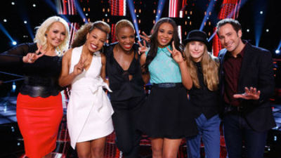 The Voice - Live Top 6 Eliminations - Season 8 Episode 24