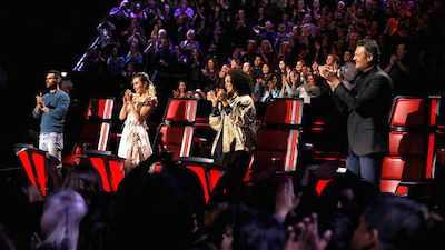 The Voice - Live Top 11 Performances - Season 11 Episode 18