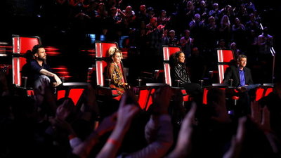 The Voice - Live Top 10 Performances - Season 11 Episode 20