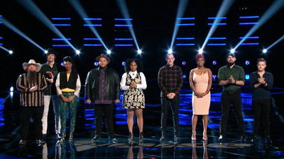 The Voice - Live Top 10 Eliminations - Season 11 Episode 21