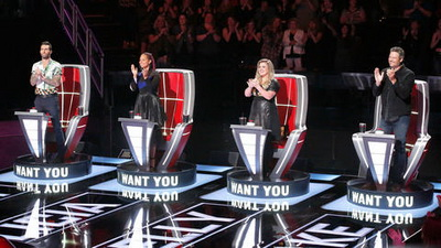 The Voice - The Blind Auditions, Part 6 - Season 14 Episode 6