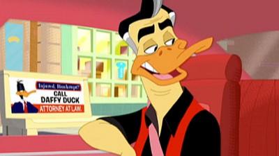 Daffy Duck Esquire